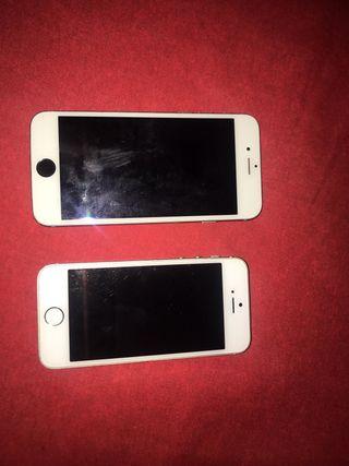 Piezas iPhone 5 & IPhone 6