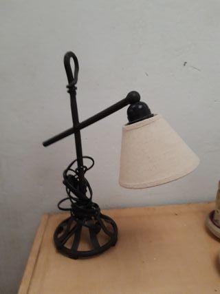 lampara de mesa