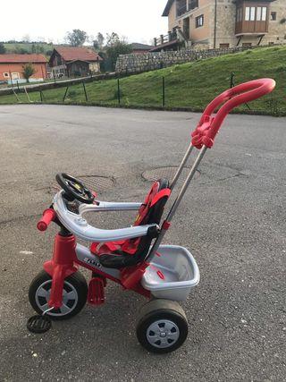 Triciclo evolutivo Ferrari