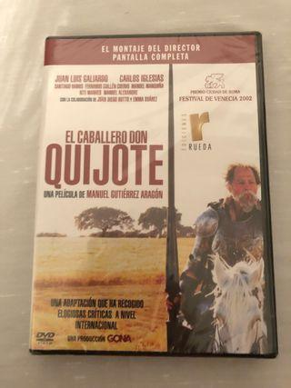 El Caballero Don Quijote Película