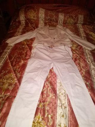 Pantalón y chaqueta talla 36