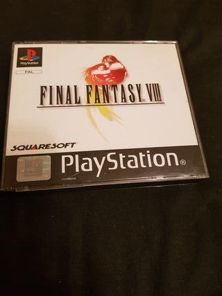 Final Fantasy VIII (8) Español