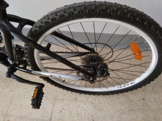 bici de montaña talla 17