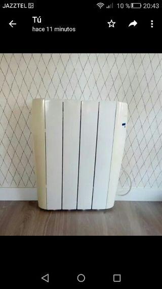 Radiador/ emisor térmico