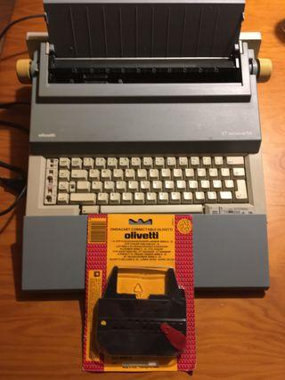 Máquina de escribir Olivetti ET 55