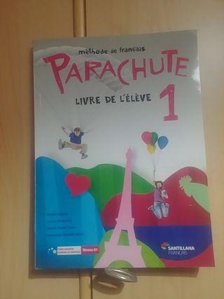 libro de francés(santillana)