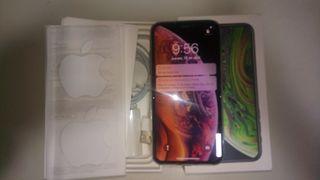 Iphone XS 256Gb factura y garantia