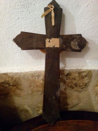 crucifijo antiguo