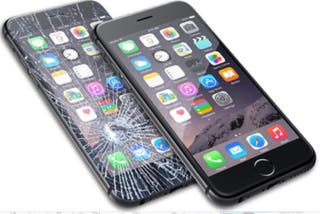 Reparación pantallas iphone
