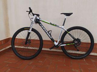 Bici cannondale 29