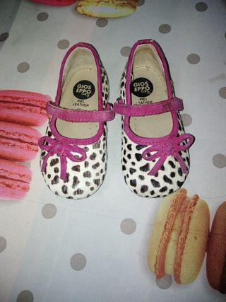 zapatos Gioseppo de piel número 22