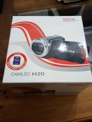 Camara Hd Toshiba Camileo H20