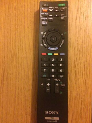 Mando TV Sony Bravia