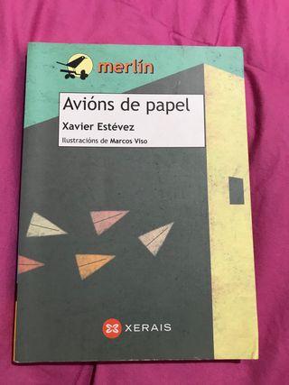 avions de papel