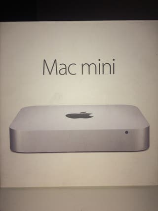 Mac mini 1.4GHZ/500GB