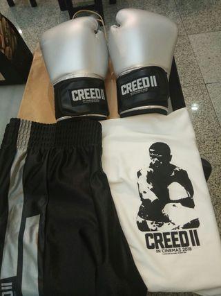pack oficial de la pelicula CREED 2