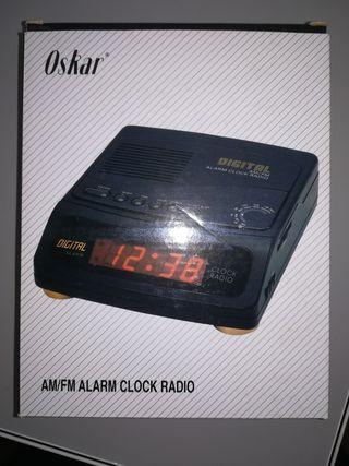 Reloj- despertador digital