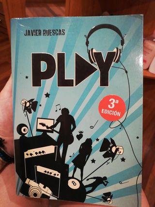 """libro """"Play"""""""