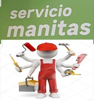 SERVICIO MANITAS