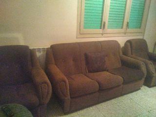 Conjuntos 3 sofás