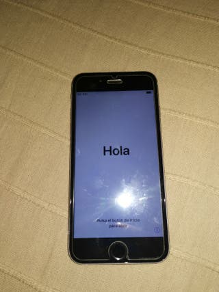 iPhone 6 16 gb negro