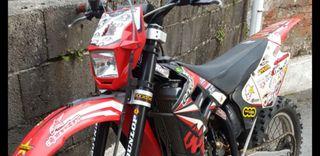 GAS GAS 250cc