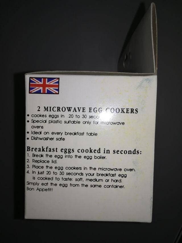 Calentador huevos