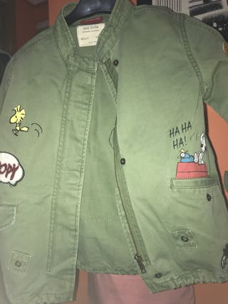 Parka chica