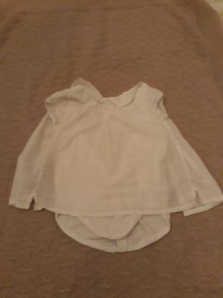 camisa bebé de Doña Carmen