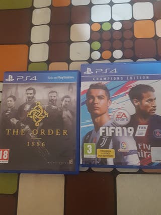 pack fifa 19 y the order 1986 ps4
