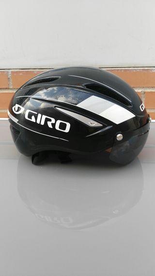 Casco GIRO Air Attack Shield. talla L. Bici.