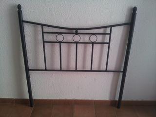 Cabeceros tipo forja para camas desde 80cm a 105cm