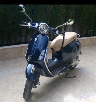 Vespa Primavera 50 cc