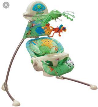 Mecedora automática para bebé Fisher-Price