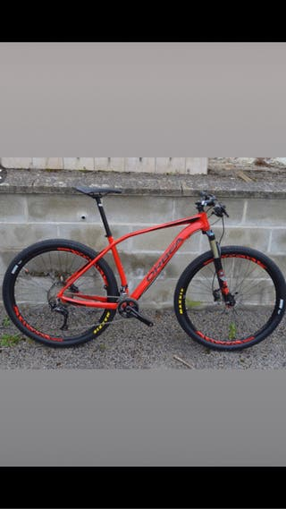 Bicicleta de montaña