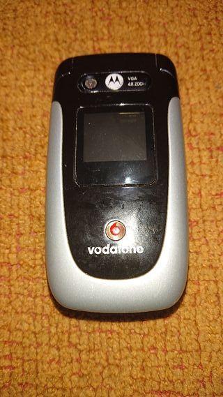 móvil Motorola.