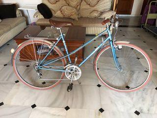 Bicicleta vintage chicas