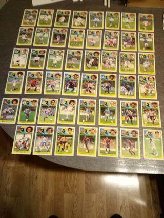 Lote de cromos Liga 93-94