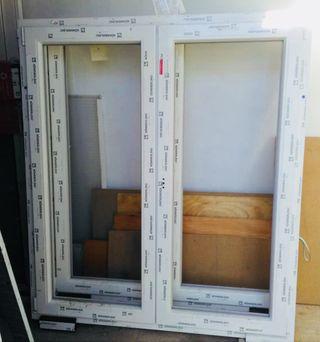 4 ventanas Kommerling oscilobatientes