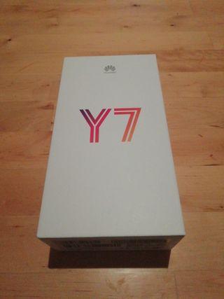 caja de movel huawe Y 7