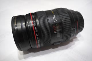 Objetivo Canon 24-70/2.8 L USM