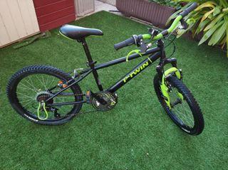 Bicicleta para niños Racing BOY 500 20 pulgadas