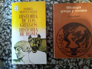 libros mitología griega