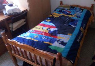 URGE. Dos camas compañeras de 90 x 190 cm