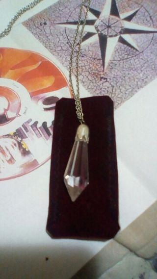 Péndulo de Cristal