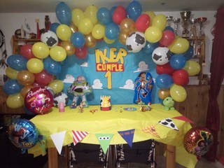 Adornos Cumpleaños Toy Story
