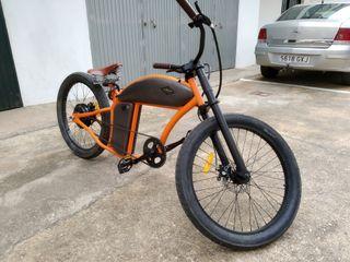 Bicicleta eléctrica Rayvolt Cruzer V3