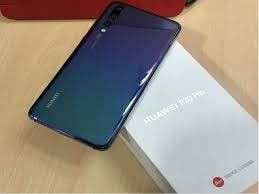 Huawei p20 pro 128 gb color azul