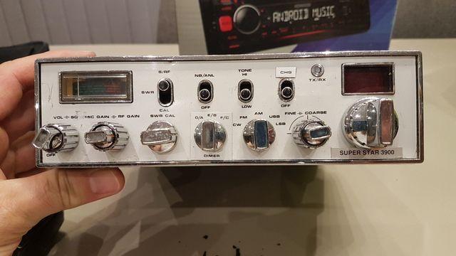 emisora cb superstar 3900 27 MHz radioaficionado