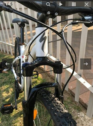 Bicicleta montaña mujer Specialized